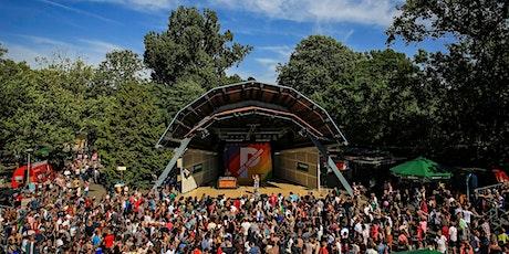 Pride Park Concerten | Sessie 1: 16:00 - 18:00 tickets