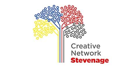 Creative Network Stevenage tickets