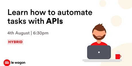 APIs for Beginners Tickets
