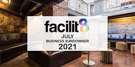 Facilit8 Networking Sundowner - July '21 tickets