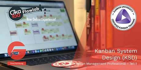 Kanban System Design (Kanban Management Professional I) - KMP 1 tickets
