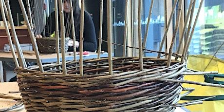 Workshop: Willow Basket Weaving for Beginners tickets