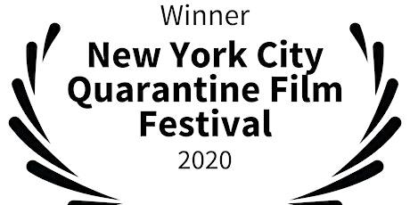 Film Works Alfresco:  NYC Quarantine Film Festival Shorts - Rain Date! tickets