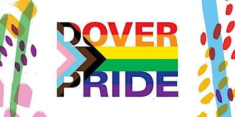 Dover Pride 2021 billets