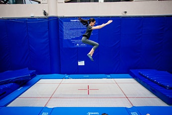 Trampolining Taster Session  (5-15yrs)   Ponds Forge tickets