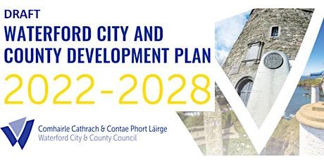 Waterford Development Plan - Local Placemaking Comeragh Municipal District entradas