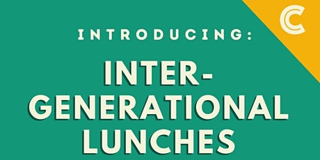 Intergenerational Lunches tickets