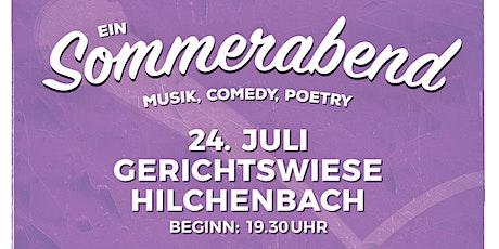 Ein Sommerabend #1 Hilchenbach Tickets