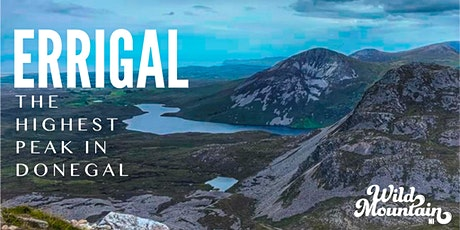 Errigal - The Highest Peak in Donegal tickets