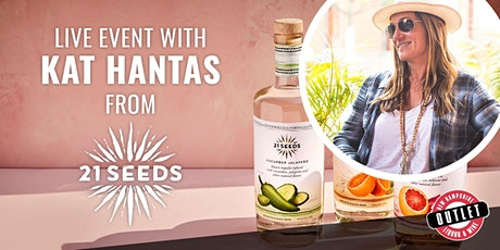21Seeds Co-Founder Kat Hantas Presents NH's Newest Flavor ingressos