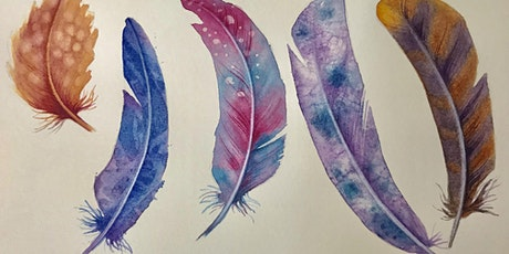 Watercolour workshop for Beginners tickets