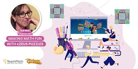 Making Math Fun with cZeus Puzzles tickets