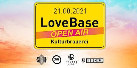 LoveBase Open Air Tickets