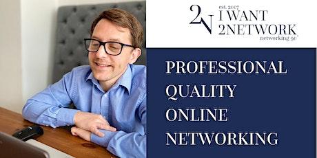 Networking 90: UK Wide, Online Business Networking, Darwin group tickets