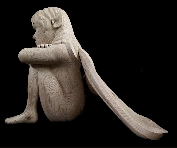 Afbeelding van Artist Talk: Houtkunstenaar Daan de Leeuw