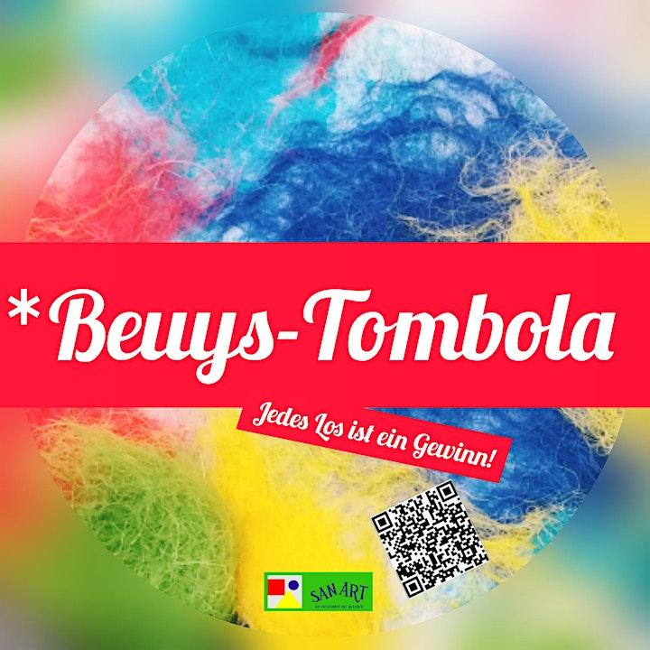 *Beuys Happyning 0.21 für ein schönes MITEINANDER: Bild