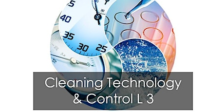 Cleaning Technology & Control - Level 3 tickets