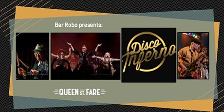 Rock'n'Roll Never Forgets presents: Disco Inferno Live! tickets