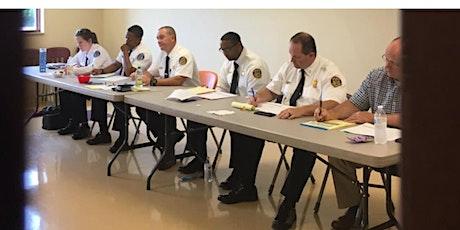 Lexington Fire Department 2021 Interview Preparation Class tickets