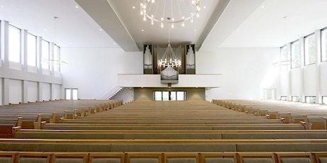 Avond kerkdienst 1 augustus 2021 tickets
