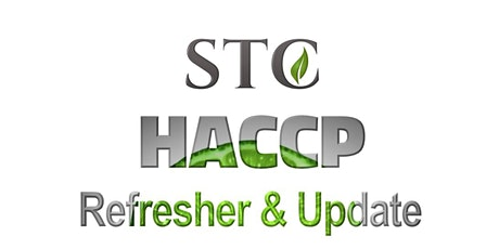 STC HACCP Refresher & Update tickets