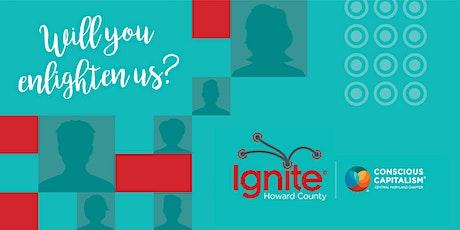 Ignite Howard County #6 tickets