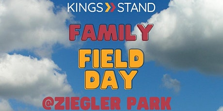 Kings Stand Family Field Day tickets