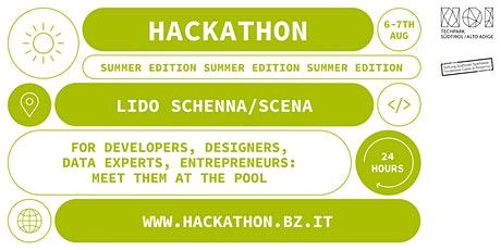 NOI Hackathon Summer Edition tickets