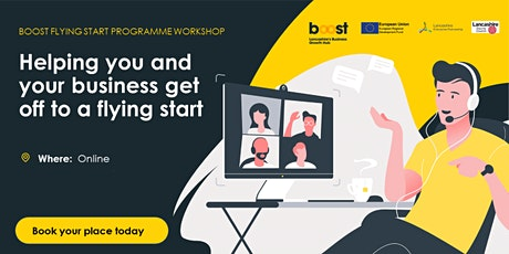 Flying Start: Business Model Canvas tickets