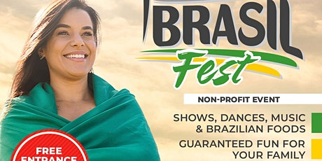BrasilFest 2021 tickets