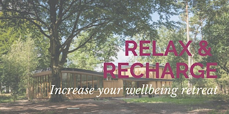 Relax & Recharge retreat tickets