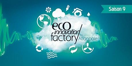 Soirée de lancement Eco Innovation Factory S9 - 7 septembre 2021 billets