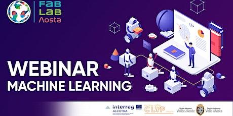 Workshop Machine Learning biglietti