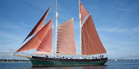 Sunset Sail around Newport Harbor tickets