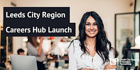Leeds City Region New Careers Hub - Inception Meeting tickets