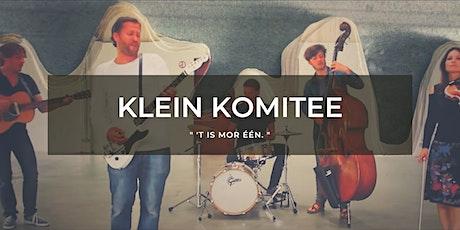 Klein Komitee - Plage Abbaye (Nieuwe datum) tickets