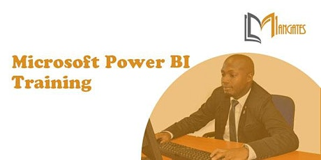 Microsoft Power BI 2 Days Training in Heathrow tickets