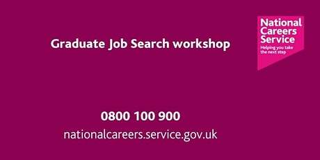 Graduate Job Search Workshop - Humber, East Riding, North East Lincolnshire tickets