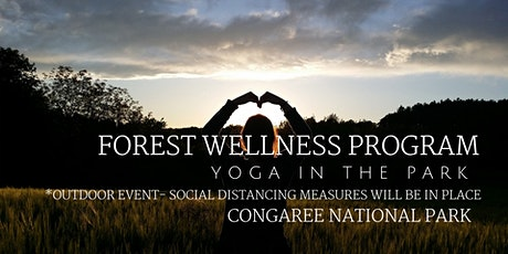 Forest Wellness - Yoga in the Park tickets