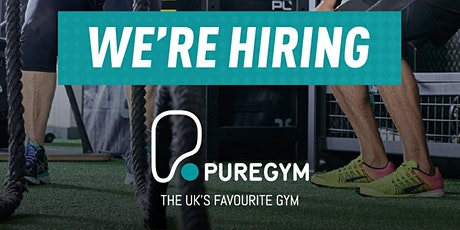 Personal Trainer/Fitness Coach Hiring Open Day - Corby tickets