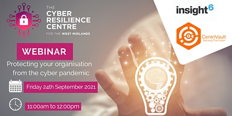 Protecting your organisation from the cyber pandemic tickets