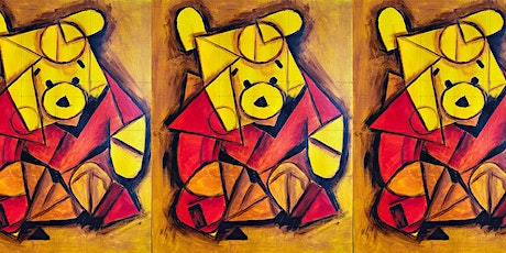 Easely Does It -Cubist Pooh- With Maria +14 day recording tickets