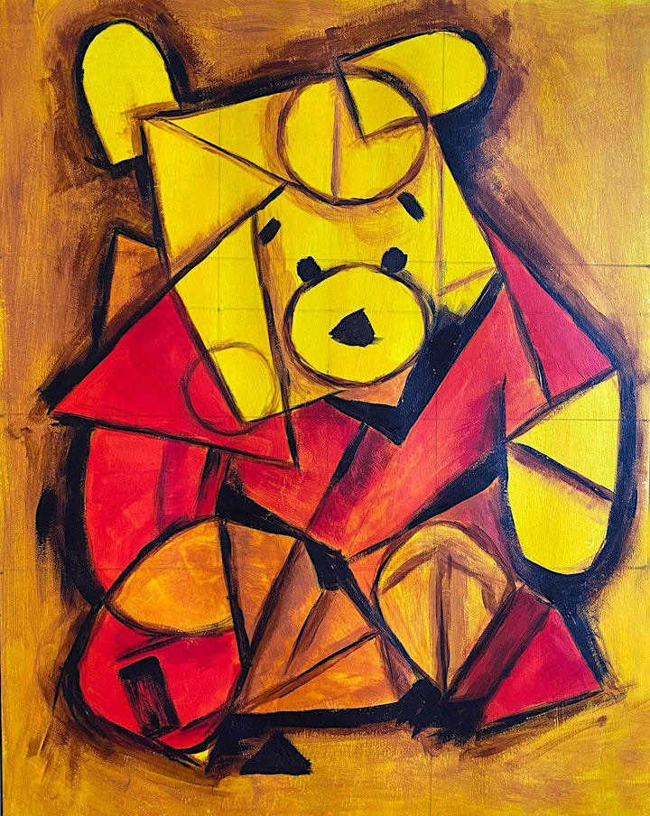 Easely Does It -Cubist Pooh- With Maria +14 day recording image