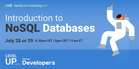 Cloud-native Workshop - Introduction to NoSQL Databases! biglietti