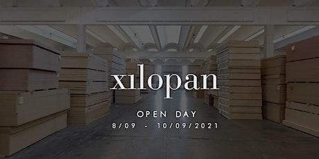 Evento Satellite Salone del Mobile_ Xilopan Open Day 2021 biglietti