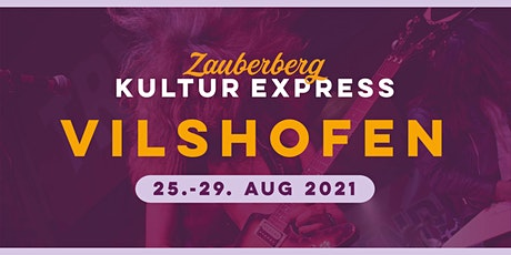 Karin Rabhansl • Vilshofen • Zauberberg Kultur Express Tickets