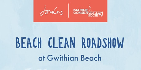 Joules Beach Clean Roadshow - Gwithian Beach Wednesday 18th August tickets