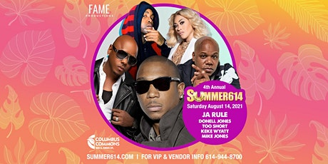 4th Annual SUMMER614 @ The Commons tickets