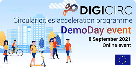 Showcase - DigiCirc Circular Cities innovations Tickets