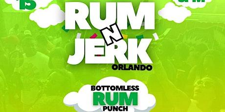 RumNJerk Orlando 8/15 tickets